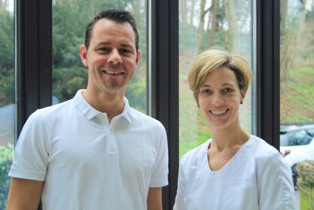 Dr. Mareike Küppers und Dr. Jan Meyer